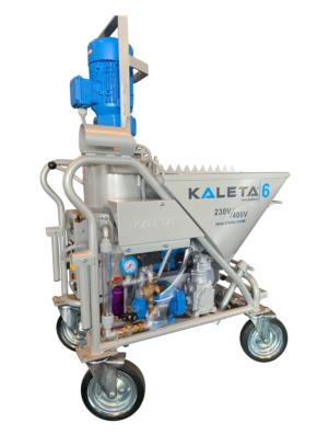 Omietací stroj MULTIVOLTAGE KALETA 6 – 230/400V s vodným čerpadlom